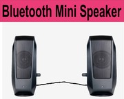 Bluetooth Mini Speaker System