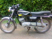 Yamaha RX 135 - 5 speed for sale