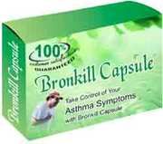 Clear Asthma Naturally With Bronkill Capsule