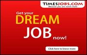 GET YOUR DREAM JOB NOW!