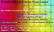 Restaurant Management Software,  Spa & Salon Reservation software,  Hotel Management Software in Ashokpuram