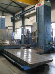 Horizontal Boring Machine-Table type (WHN 13.8 CNC)