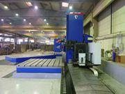 Horizontal Boring Machine- Floor type (WRF 160 CNC)