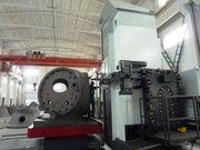 Horizontal Boring Machine- Floor type (WRF 130 CNC)