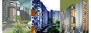 3BHK or 4 BHK apartments in Hebbal and Whitefield