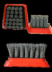 Abrasive Brush,  Fickert Brushes,  Chamfering Brushes Manufacturers