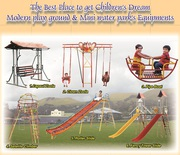 Manufacturer of Playground Equipments (Himatnagar).