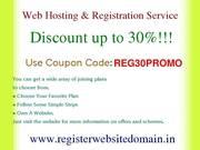 Best Hosting Provider and Domain Registrar in India