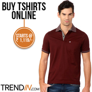 Buy T-shirts Online
