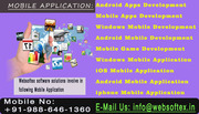 Android Application Development,  Android Apps Developer