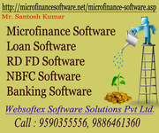 Microfinance Software,  Loan Software,  RD FD Software,  NBFC Software