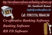 Co-operative Banking Software,  Banking Software