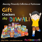 Leading online shopping website for Diwali crackers suitable for all