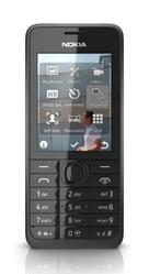 Nokia 301 Black  Colour