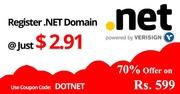 .NET Domain Dhamaka Offer.
