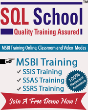 Practical Training on Microsoft Business Intelligence - SSAS @ SQL Sc