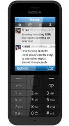 Nokia 220 Black  (Silver-66919)