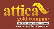ATTICA GOLD COMPANY An ISO 9001:2008 Certified Company
