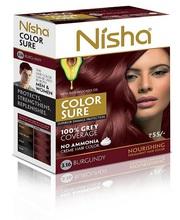 Nisha Color Sure Hair Color Buy 1 Get 1 Free-Shopclues
