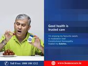 Overcome Diabetes problems by taking Homeopathy Medicine