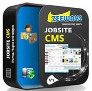 Jobsite Script with Free Domain and Hosting.