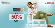 Peter England Clothes on Trendin.com - Upto 50% off on EOSS