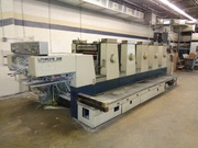 For sale Used KOMORI L 526 ,  L 426 ,  L 428 Offset printing machine