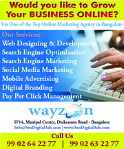 Educational Consultancy,  Web Design and Development company in Bangal