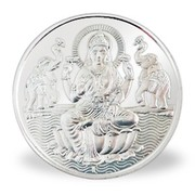 Send Diwali Gifts Silver Laxmi Coin India to Australia
