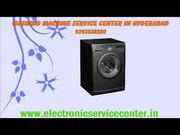 Best Washing Machine Service Center in Hyderabad