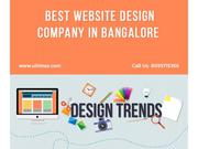 Prominent Web design Company in Dharwad