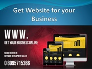 Proficient Website Designing Services in Dharwad
