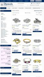 Diamond Jewellery - Wedding Diamond Rings