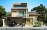 4 BHK Villa in Brigade Orchards at Devanahalli Bangalore