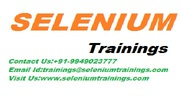 SELENIUM ONLINE TRAINING BY REALTIME EXPERT AT BANGALORE
