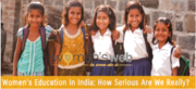Women's Web Promoting Women Education in India