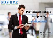 Professional web design services in Bangalore