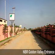 Mega residential villa plots at Golden Valley. Call 8880003399