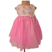 Gorgeous Pink Soutache Cremony Dress for Your Baby Girl!!!
