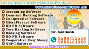 Banking Software-Banking System-Core Banking-Cooperate