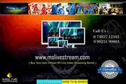 online tv hyderabad,  online streaming tv mumbai,  live wedding webcast