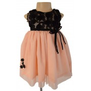 Peach Occasion Dress For Your Little Charming Girls