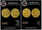 Marudhar Arts Auction No 18 & 19 is LIVE!!!