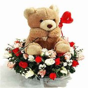 Send new born flowers in India