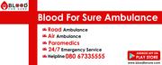 Ambulance Services in Bangalore