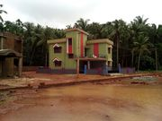 4 bhk villa for sale at muliki for Rs.95 lakhs.