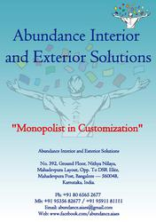 Abundance Interior and Exterior Solutions – Welcomes You