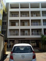 2 and 3 bhk brand new apartment for sale at matadakani for Rs.3750 per