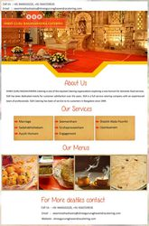 Brahmin wedding caterers in Bangalore Call: 9449103225