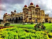 Bangalore to  MYSORE car Rentals - bus hire - tour Packages 09036657799